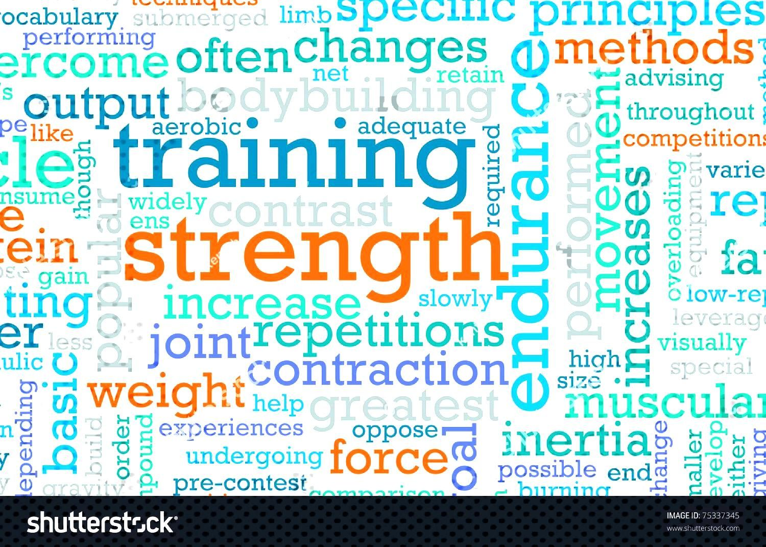 #strength #training #concept #workout #fitness #as #ad #a Strength Training Concept as a Workout Fit...