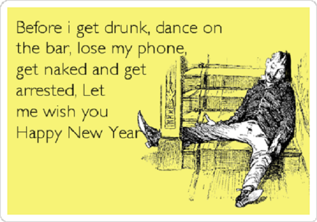 ... My Phone, Get Naked And Grt Arrrested, Let Me Wish You Happy New Year