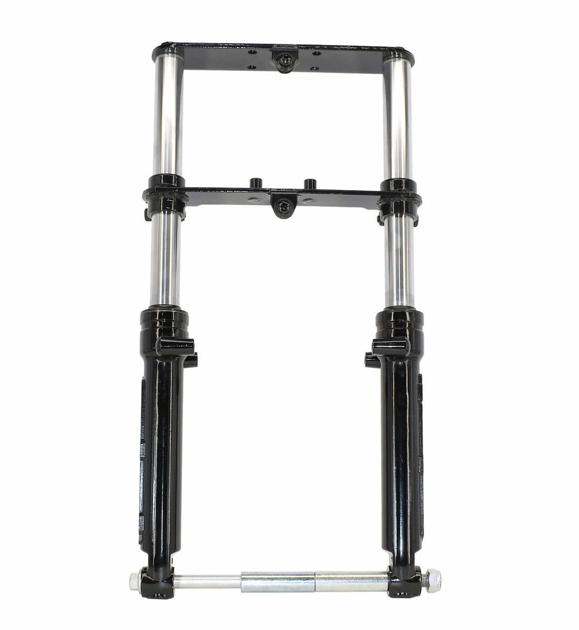 Minibike Suspension Kit Complete Front Fork Assembly