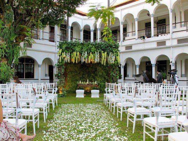 Backgroundnya ijo ijo venuedecor pinterest wedding backgroundnya ijo ijo junglespirit Images