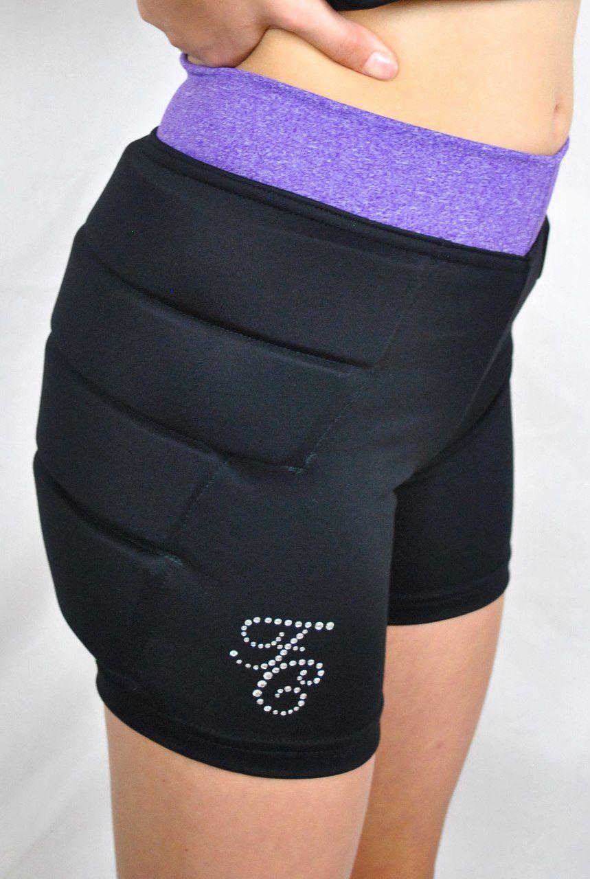 High Performance Crash Shorts Wow couture, High