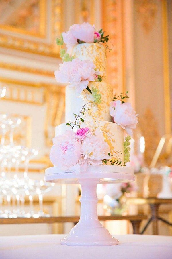 Romantic Destination Shangri La Paris Wedding