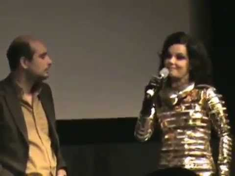 Björk - @ Tribeca Festival Biophilia Live Premiere April, 26th (04-26-2014) [Remastered] - YouTube