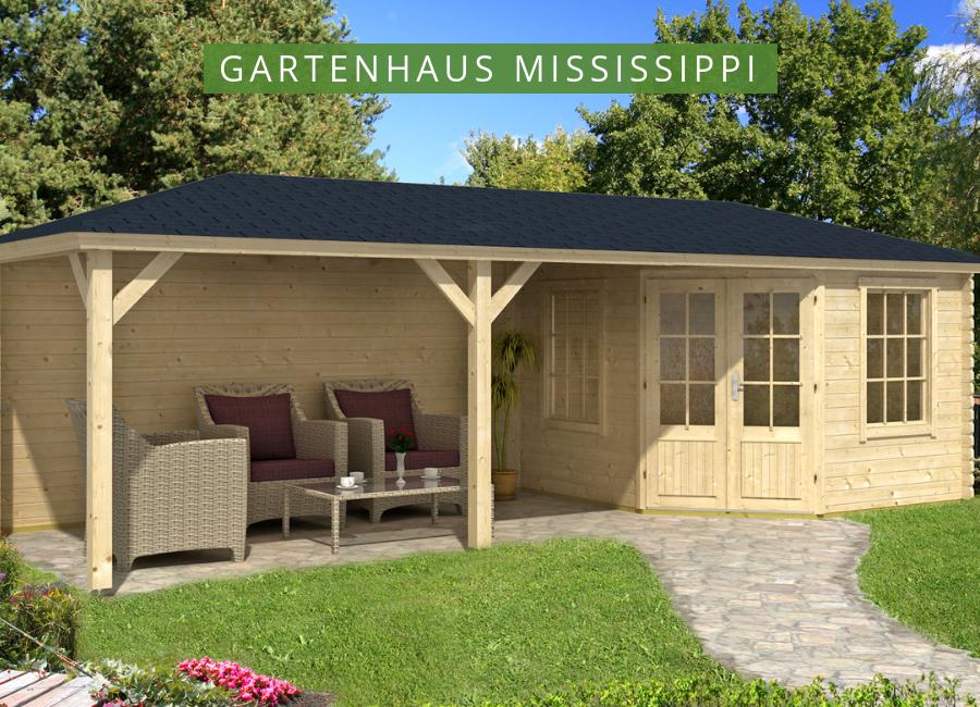 Gartenhaus Modell Mississippi 40 Gartenhaus Kaufen Gartenhaus Gartenhaus Mit Terrasse