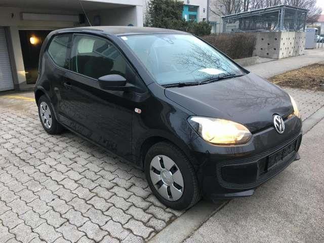 Volkswagen Up Take Black 0