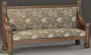 11 Diffe Antique Couches Sofas And Settee Styles Davenport Sofa
