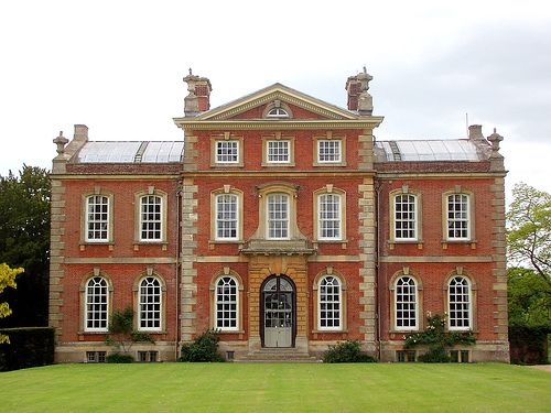 Kingston Bagpuize House In Oxfordshire As Cavenham Park The Estate Of Larry Amelia Grey