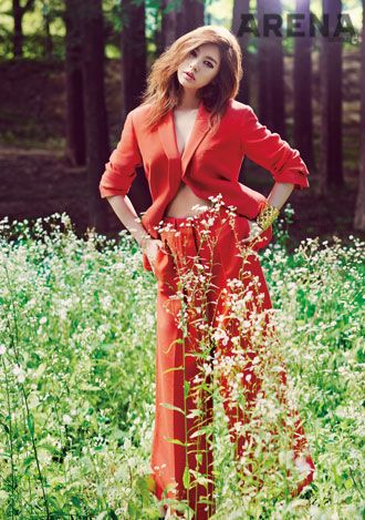 Jung So Min - Arena Homme Plus Magazine August Issue '14