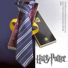 Corbata Harry Potter. Ravenclaw