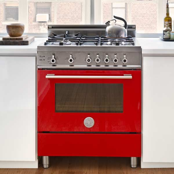 Photo Courtesy Of Bertazzoni Thisoldhouse Com From All About Pro Style Ranges Kitchen Inspirations Kitchen Tools Design Cool Kitchens
