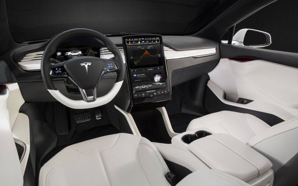Tesla Model S interior , 216 miles per charge, 110 mph top cruise speed,  and less than $100,000.00. Hmmm, maybe in about 20 years I could afford one.