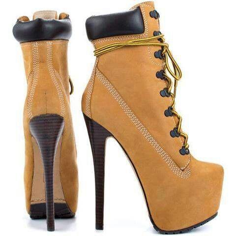 Bellos!!!!! #Shoes #Booties #camel