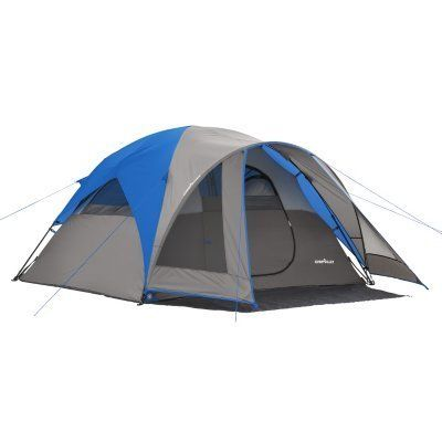 Introducing Campvalley 4 Person Instant Dome Tent. Great