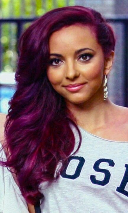 Purple and violet hair - this will be my next hair colour