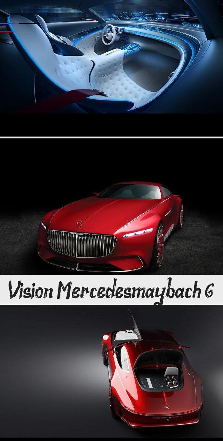 Photo of Vision Mercedes-maybach 6 – Dekoration Vision Mercedes-Maybach 6 #Vision #Merced…