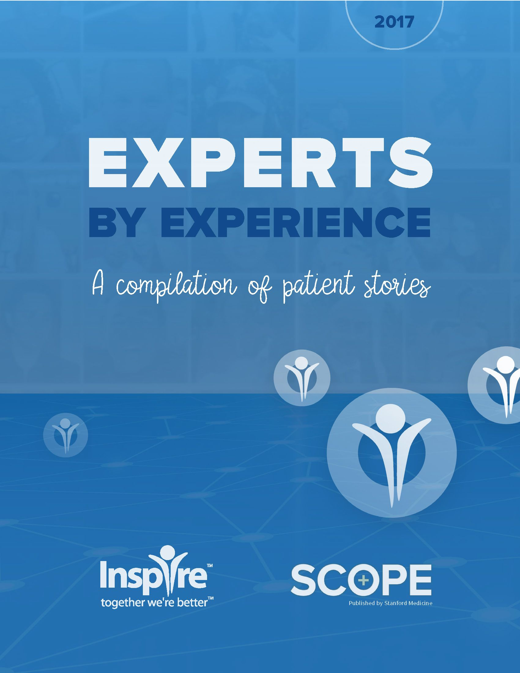 Experts by Experience is a compilation of patients' first-person columns about cancer, rare diseases and chronic conditions.