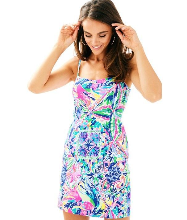 f7daf53c8f34 NWT Lilly Pulitzer Shelli Stretch Shift Dress. Size 10.  fashion  clothing   shoes  accessories  womensclothing  dresses (ebay link)