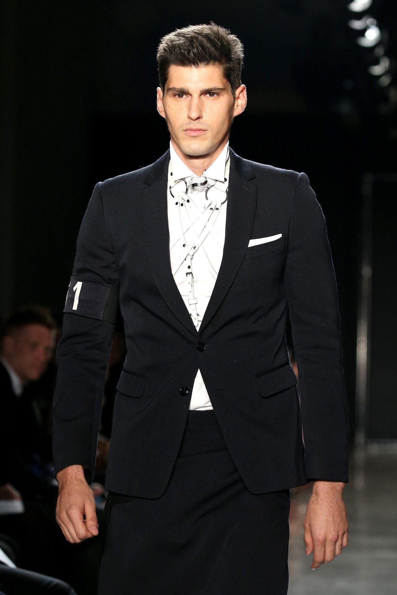 2015 amfAR Inspiration Gala New York Fashion Show - D.P.