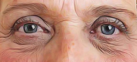 masque anti poches sous les yeux