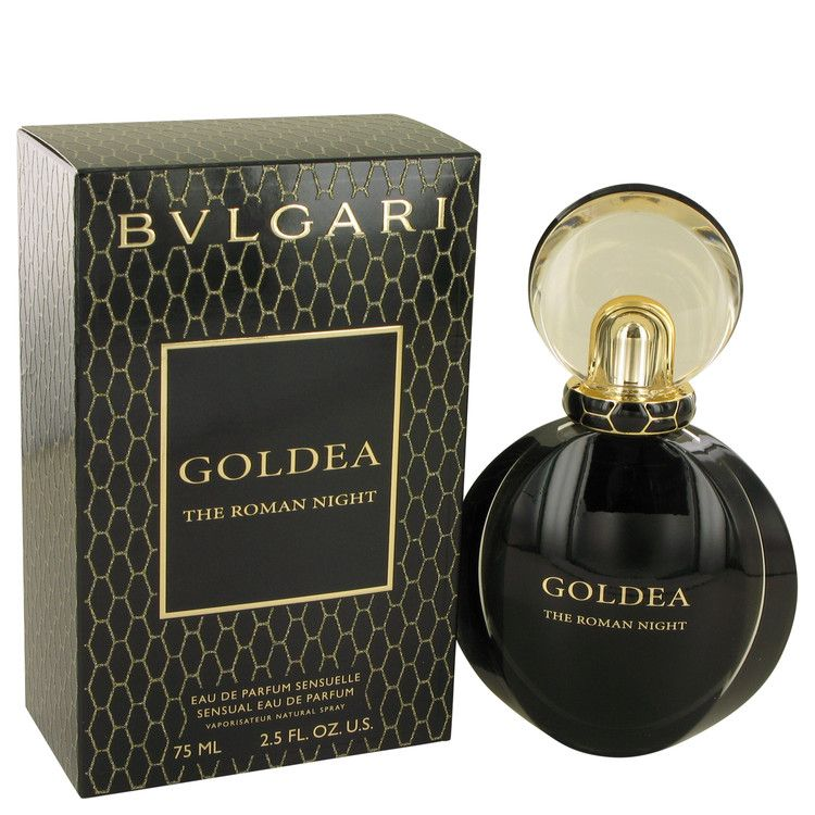 Nước Hoa Bvlgari Goldea The Roman Night Eau De Parfum Spray By