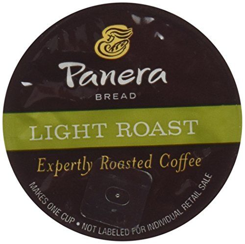 Panera Bread Coffee Box Alluring Panera Bread Kcup Single Serve Coffee 12 Count 508Oz Box Pack Of 3 Design Ideas