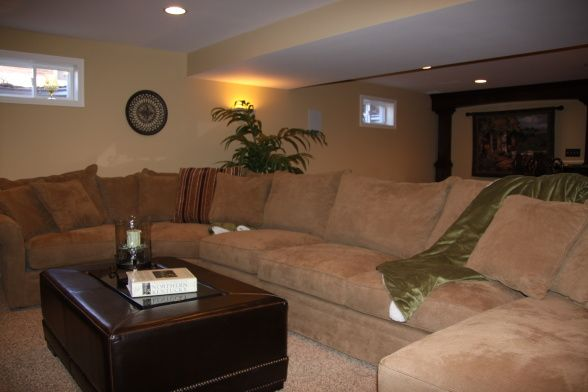Large Sectional Sofa For Media Room Home Decor Home Furnishings