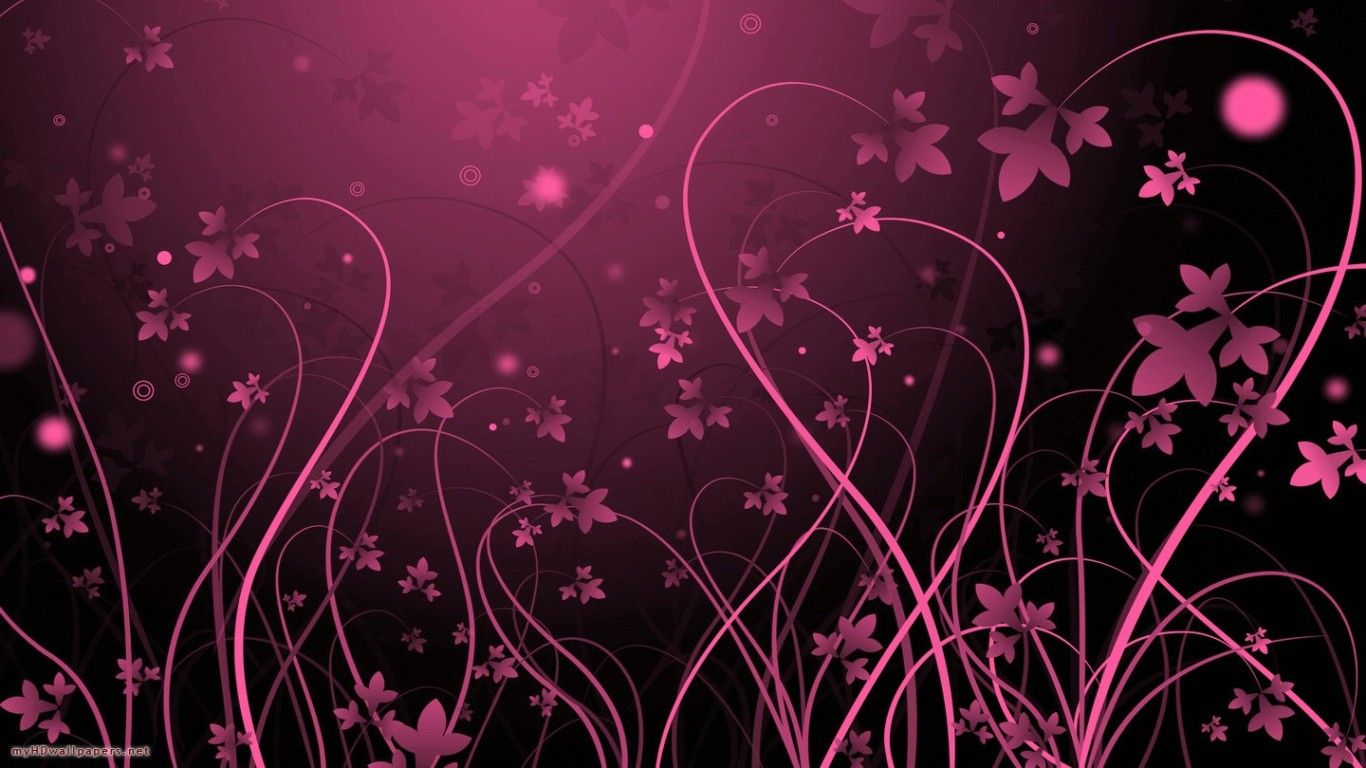 find out: pink dark vector wallpaper on http://hdpicorner/pink