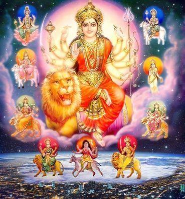 pinjfdraggo on ma durga  durga images durga hindu art