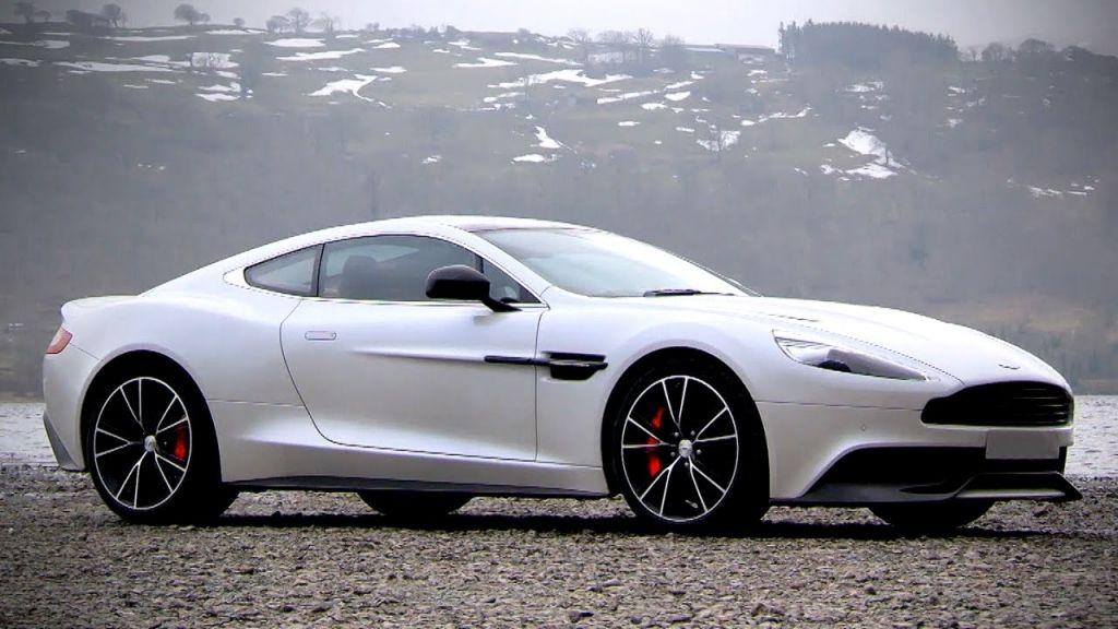 Aston Martin Vanquish Intended For Comfortable Aston Martin