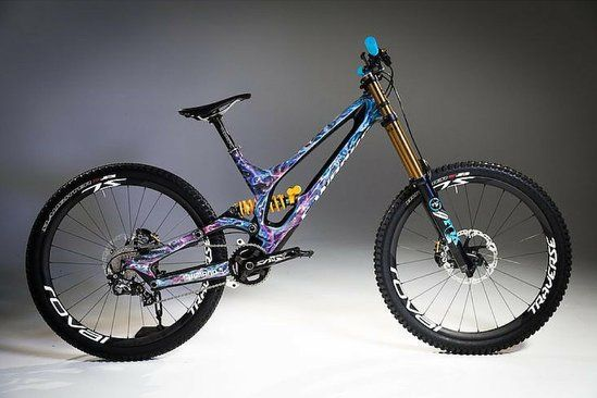 Pro Mountain Bike Paint Jobs Google Search Mountainbike