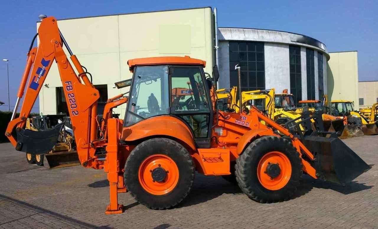 231360a5a0 Manufacture year  2003. Working hours  4523. Weight  8500 kg. CNH Engine  4cyl 110 hp