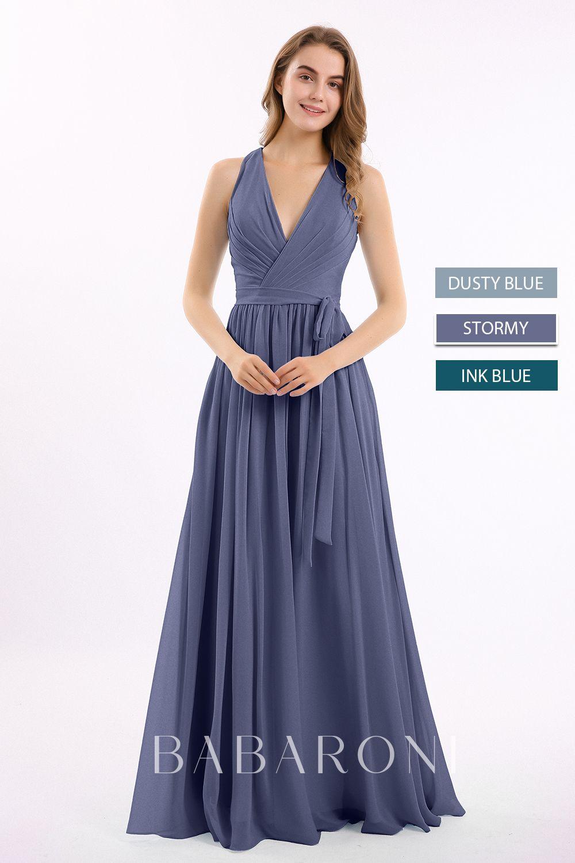 Babaroni Amelia Dresses Charming Dress Chiffon Dress [ 1500 x 1000 Pixel ]