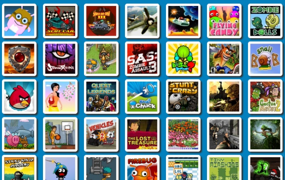 Free Unblocked Games For School Games World