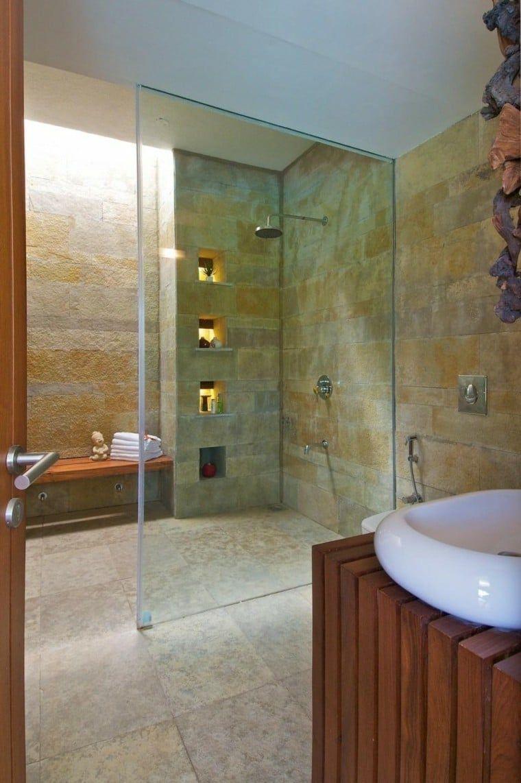 Cuartos de baños con ducha Modernos | Depa | Pinterest | Ducha ...