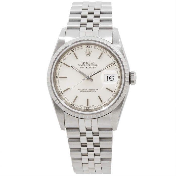 Rolex DateJust 16220 #rolexwatches