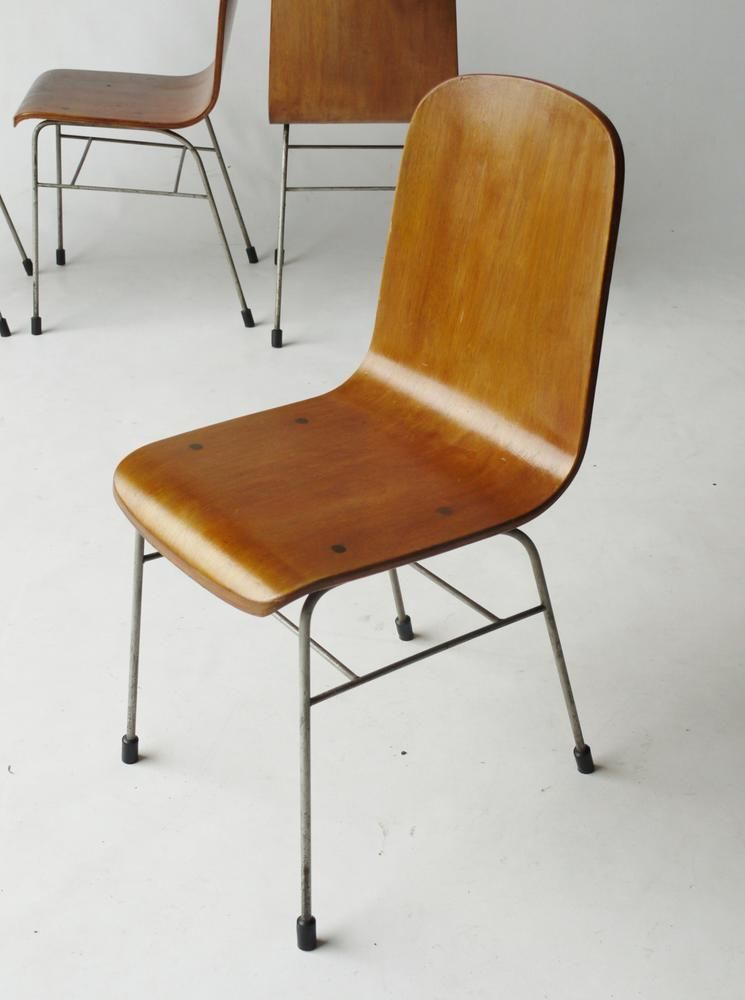 4 X Morris Of Glasgow Toby Chairs Rare Versions Chair