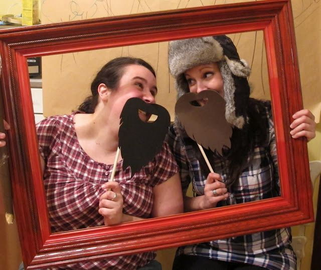 Lumberjack Party - Photo Guest Book