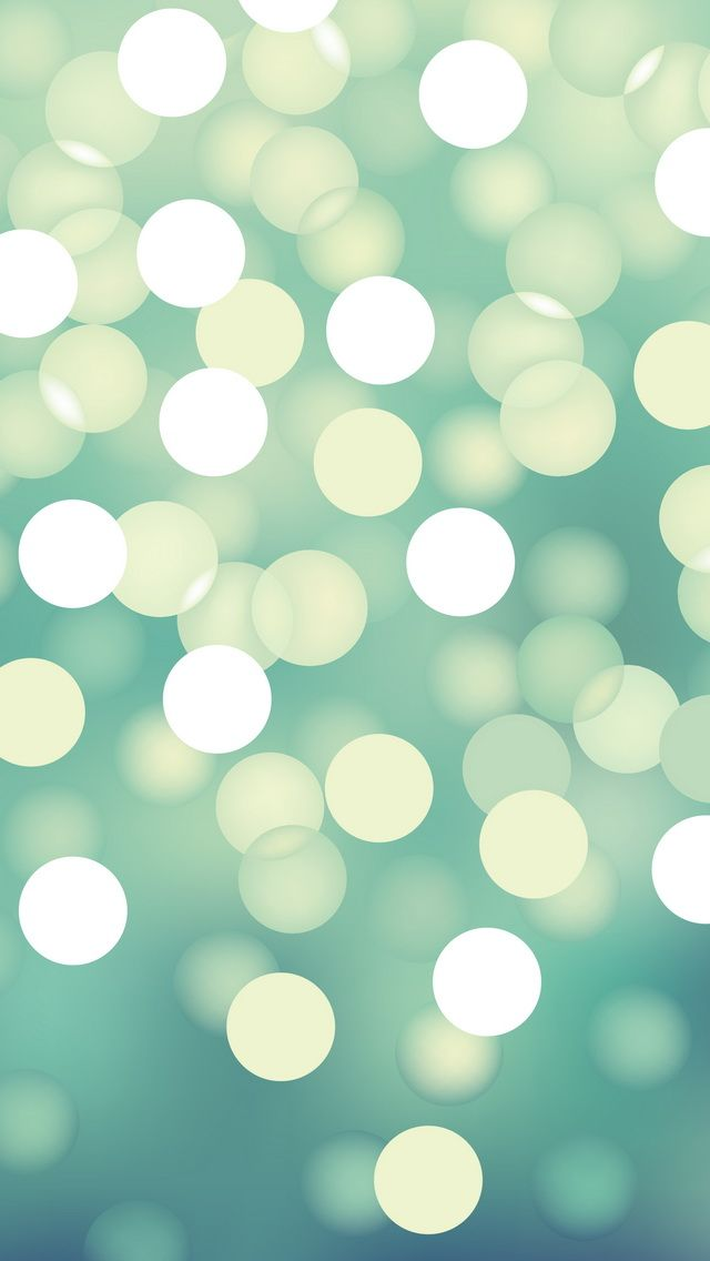 Light Mobile9 Bokeh Wallpaper Christmas Wallpaper Backgrounds Bubbles Wallpaper