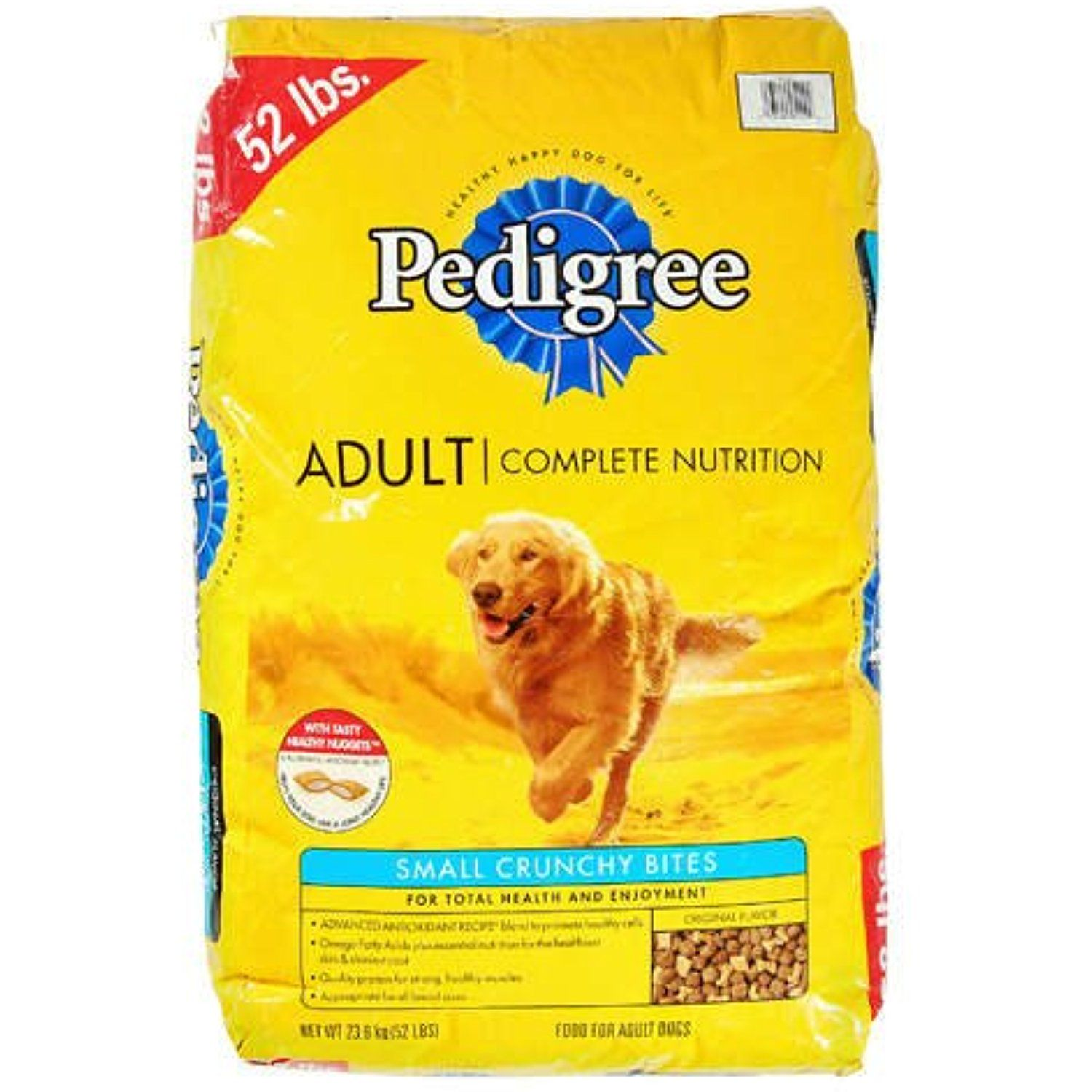 Pedigree Adult Dry Dog Food 52 Lb 2 Pack You Could Find More Details By Visiting The Image Link This I Dog Food Recipes Dry Dog Food Eukanuba Dog Food
