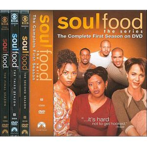 Soul Food The Series Complete Series Pack My Favorite Things