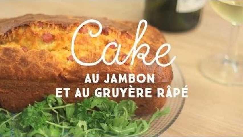 Cake au olive jambon gruyere secrets culinaires g teaux - Boite a gateau gifi ...