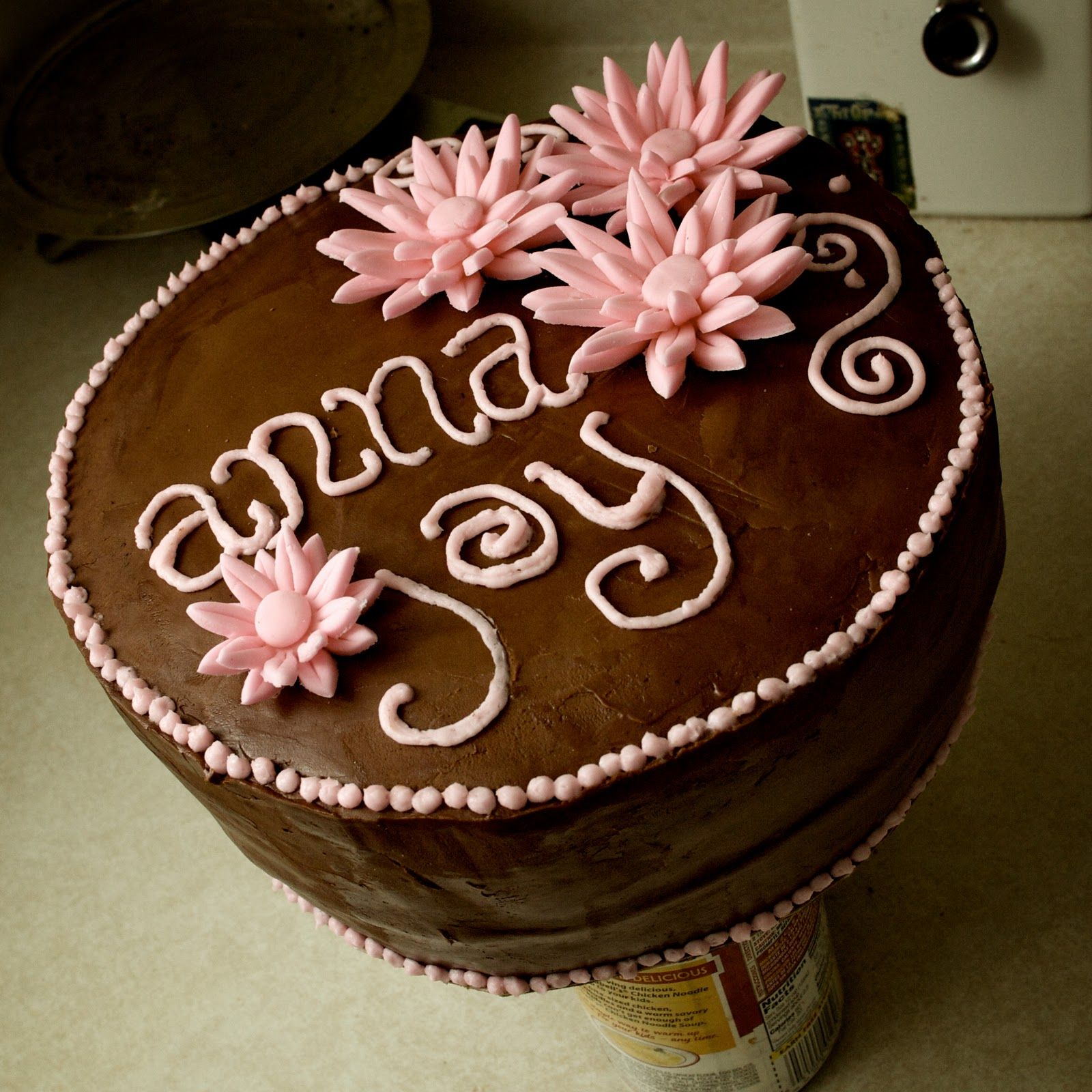 be confectionate: A cake for Little Miss Thang...