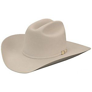 Stetson 100X El Presidente Silverbelly Felt Cowboy Hat in 2019 ... 9f420ab11d78