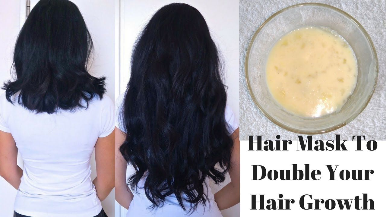 hair mask to double your hair growth in just 1 month diy egg hair mask home remedies. Black Bedroom Furniture Sets. Home Design Ideas