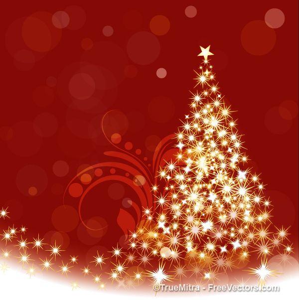 Sparkle Christmas Tree