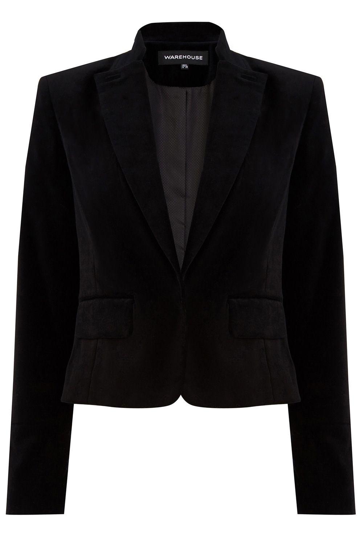 Luxe Velvet Jackets