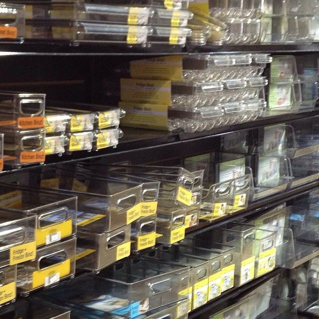 Fridge Binz And Kitchen Binz Brand For Clear #storage #containers. Not Just  For