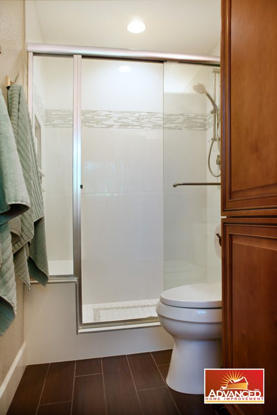 Two Bathrooms Remodel  San Jose Ca  Advanced Home Improvement Inspiration Bathroom Remodel San Jose Decorating Inspiration