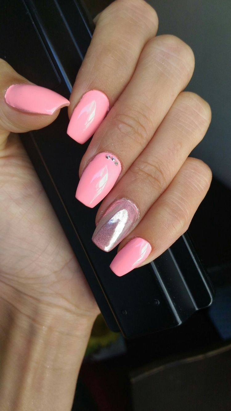 Are You Looking For Popular Bright Summer Nail Color Designs 2018