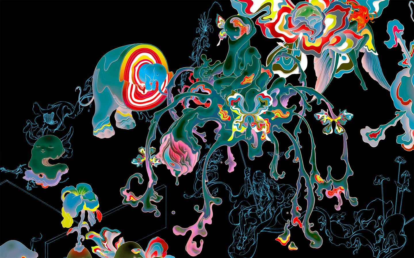Fables James Jean Wallpaper Viewing Gallery